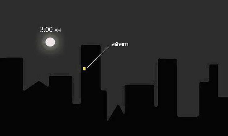 | #Art never sleeps | ;-)