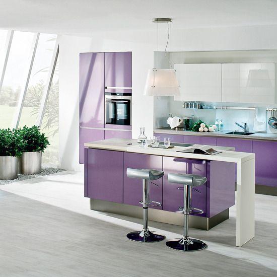 10 Ideas About Purple Kitchen Decor On Pinterest: Best 25+ Purple Kitchen Cabinets Ideas On Pinterest