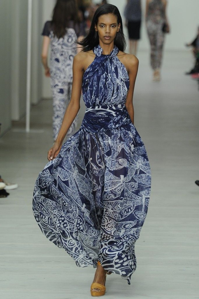 Matthew Williamson RTW Spring 2014 - Slideshow - Runway, Fashion Week, Reviews and Slideshows - WWD.com