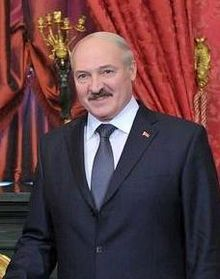 Alexander Lukashenko From Wikipedia, the free encyclopedia. President of Belarus.