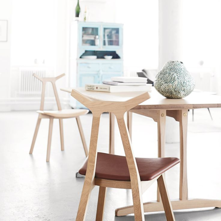Nice The Nara Chair By Shin Azumi Combines Minimalistic Design With Superior  Seating Comfort. Home Design Ideas