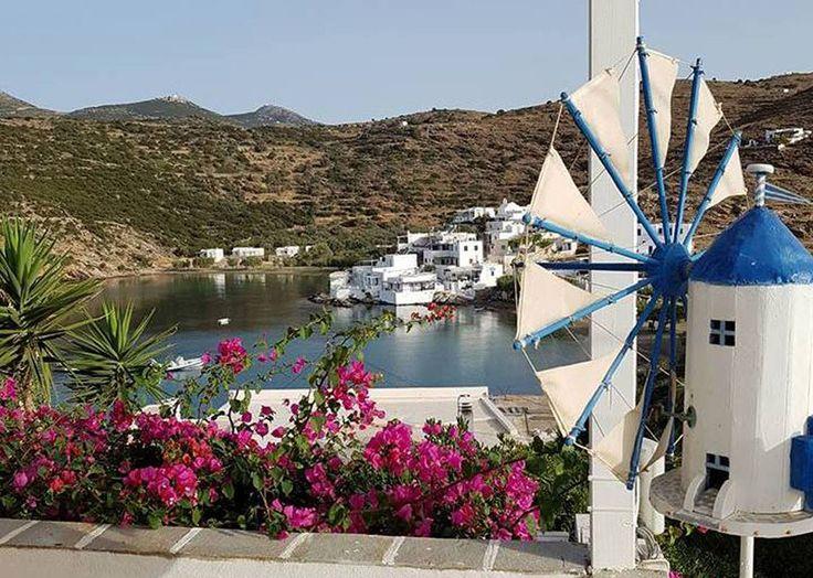 #VillaMaria #Studios #Apartments #Faros #Sifnos #Φάρος #Glipho #Σίφνος #Beach #sea #boats #Cyclades #Κυκλάδες #Greece #Grece