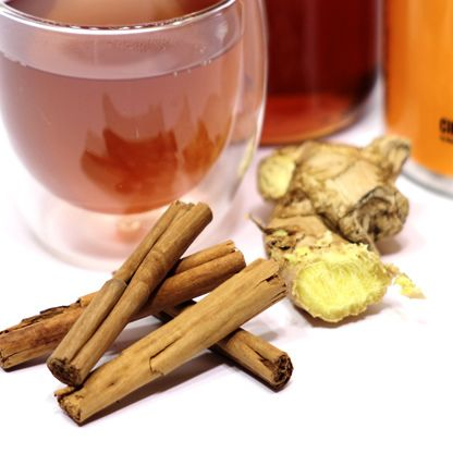 Cinnamon and ginger for weight loss