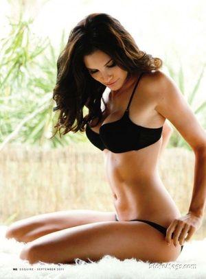 Daniela Ruah Thinks She Sees a... is listed (or ranked) 1 on the list The 25 Hottest Daniela Ruah Photos