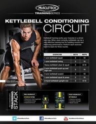 kettlebell conditioning circuit