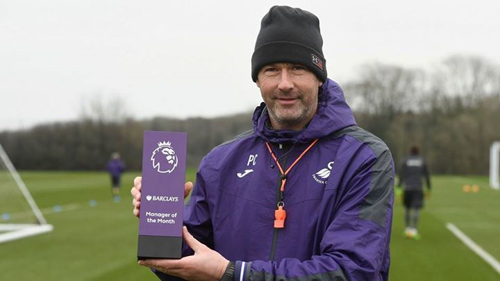Congratulations to Swansea City Football Club's Paul Clement on winning the January Barclays Manager of the Month Award during his first month in charge! #fashion #style #stylish #love #me #cute #photooftheday #nails #hair #beauty #beautiful #design #model #dress #shoes #heels #styles #outfit #purse #jewelry #shopping #glam #cheerfriends #bestfriends #cheer #friends #indianapolis #cheerleader #allstarcheer #cheercomp  #sale #shop #onlineshopping #dance #cheers #cheerislife #beautyproducts…