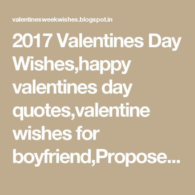 1000+ Ideas About Valentine Wishes For Boyfriend On