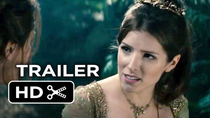 A Full Musical Trailer Arrives For Disney's Fairy Tale Flick 'Into The Woods'.
