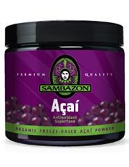 Acai PowerScoop é a melhor fonte de açaí orgânico em um pó com o alimento inteiro.