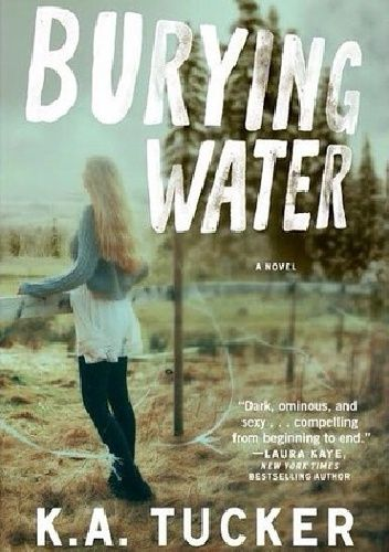Okładka książki Burying Water