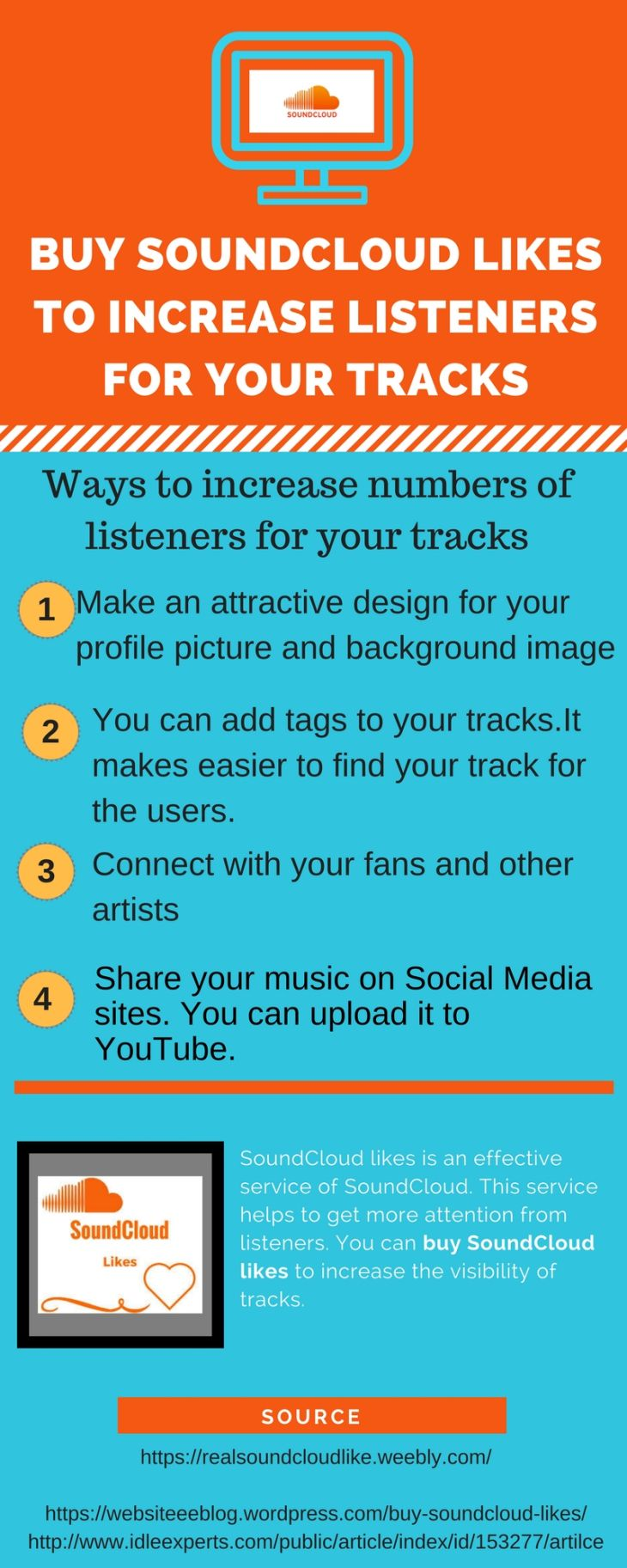 Buy Soundcloud Likes Easy Ways To Promote Your Band Soundcloud Soundcloud Music Stuff To Buy