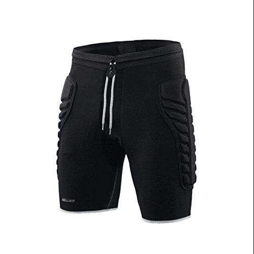 DGXINJUN Mens TriFlex Padded Compression Shorts Protection Undershort Best for BasketballFootballHockeyCycling and Contact Sports -- Details can be found by clicking on the image.Note:It is affiliate link to Amazon.