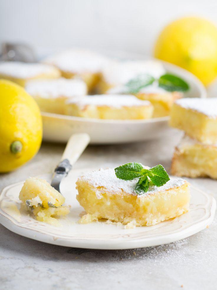 Elena Demyanko: Лимонные квадратики / Lemon Bars