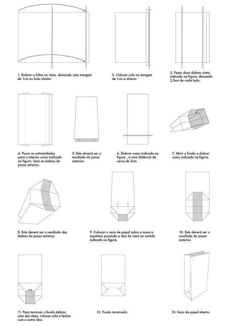 saco de papel instruções  fitacola.pt