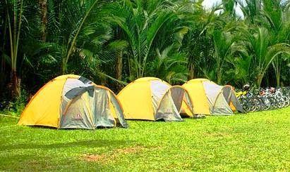 Explore Sumatera: Camping Program