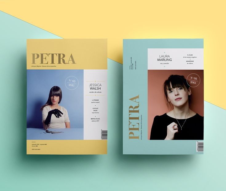 PETRA · Magazine on Behance