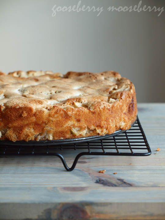 Apple Charlotte: Easy Spice Apple Cake
