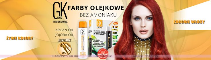 Hair colouring with Global Keratin Juvexin sklep warszawa