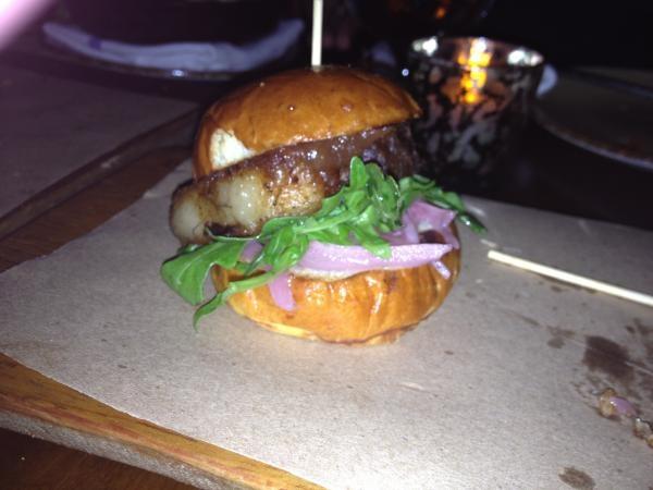 Pork Belly Sliders | A photo of Tavernita