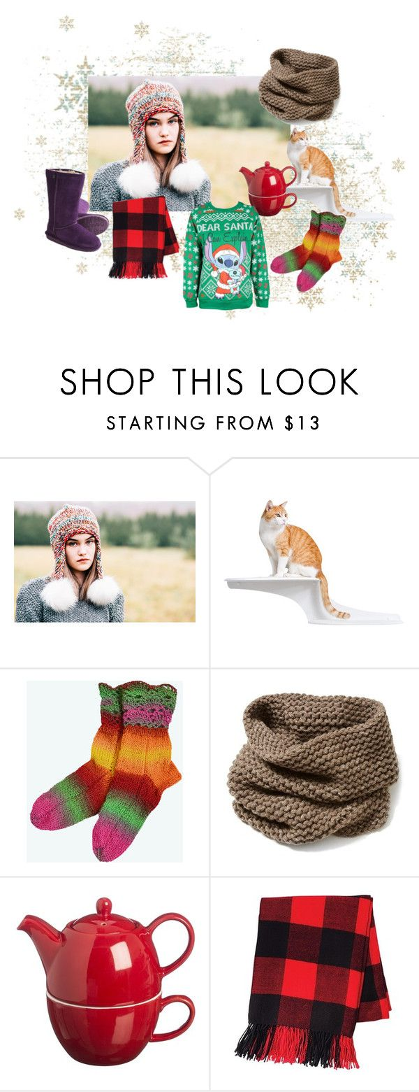 """""""Winter Warmers"""" by agnkam ❤ liked on Polyvore featuring Lafayette 148 New York, Price & Kensington, Avon and Disney"""