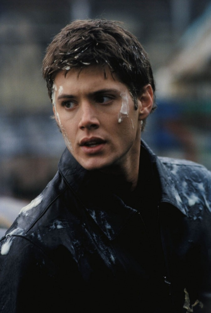 Dark Angel - Alec. <<< So i know this isnt dark angel but i havent seen this show yet and jensens on it so im sticking this on supernatural. K?