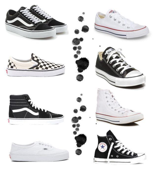 Vans vs. Converse in 2019 | Converse, Vans, Sneakers