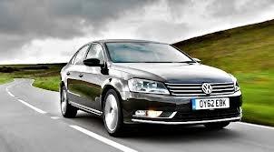 Our newest car.... 2013 Volkswagon, Passat SEL (Black with Cornsilk interior)
