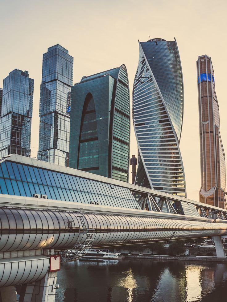 Moscow-City (ММДЦ Москва-Сити)