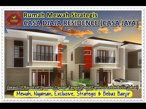 Dijual Rumah Cluster Exclusive Baru di Lebak Bulus, Cilandak, Dekat Tol Pondok Indah, Jakarta Selatan | Rumah Mewah Sangat Strategis di kawasan 'Sunrice Property' Selatan Jakarta