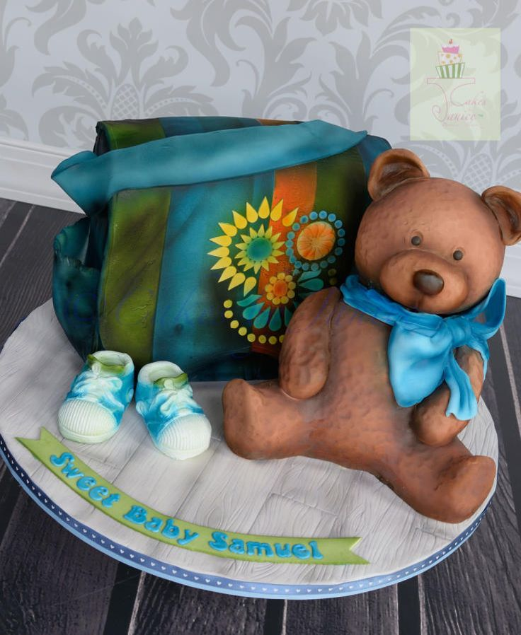 Diaper Bag Cake Images