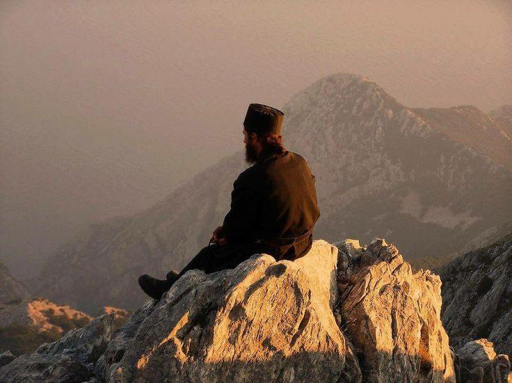 Mt Athos The perfect prayer spot! https://www.facebook.com/monastiriaka