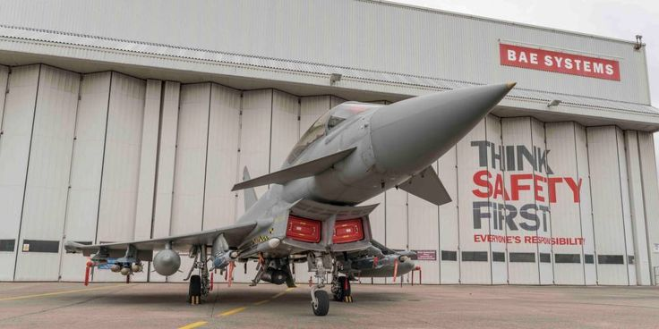Good and Bad News for the Eurofighter Program  ||  Qatar is set to become the next customer, but production is slowing, and Austria no longer wants to fly the jet. https://www.ainonline.com/aviation-news/defense/2017-10-12/good-and-bad-news-eurofighter-program?utm_campaign=crowdfire&utm_content=crowdfire&utm_medium=social&utm_source=pinterest