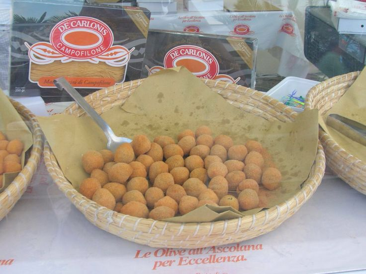 #Italian street #food part 2: #olives all'ascolana. http://www.ladolcevitacooking.com/italian-street-food-2-olives-ascolana