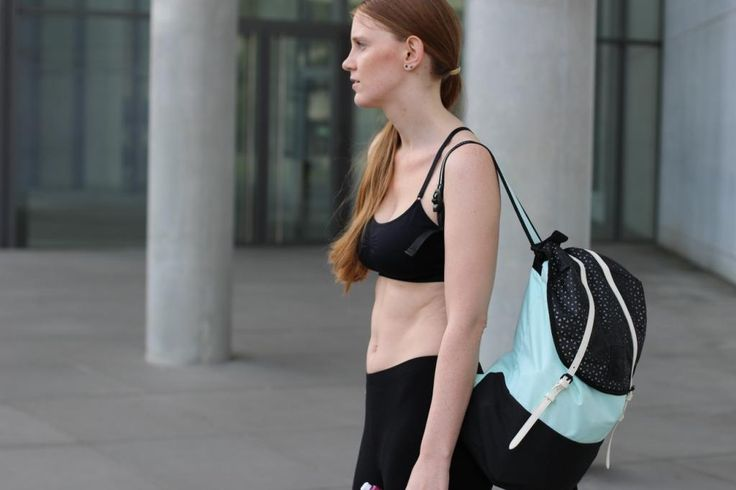 Sportliche Workout Outfits Looks für Yoga Gym :)