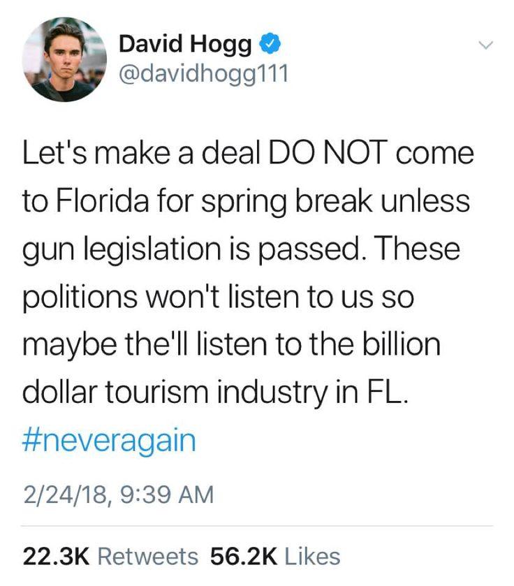 boycott florida if you care