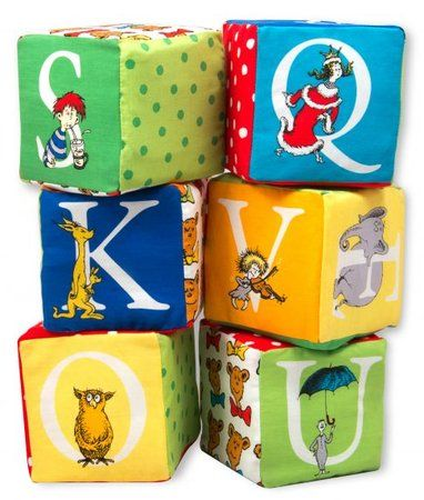 Red Rooster Quilts: Shop | Category: Patterns - Download for FREE | Product: ABC Seuss Blocks Downloadable Pattern
