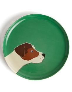 SIDEPLATE Animal Ceramic Side Plate - Joules