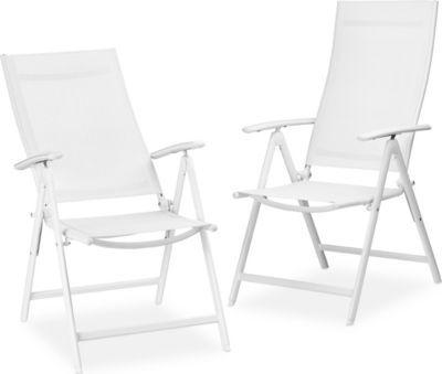 Relaxdays Gartenstühle Alu Klappbar 2er Set Jetzt Bestellen Unter: ...