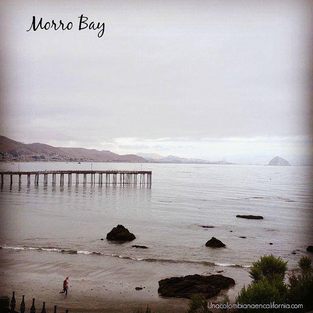 Morro Bay #California #RoadTrip