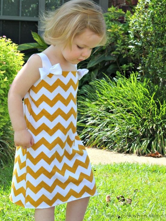 Simple Sew Knit Jersey Toddler Bathing Suit Cover Up! Sooo CUTE!