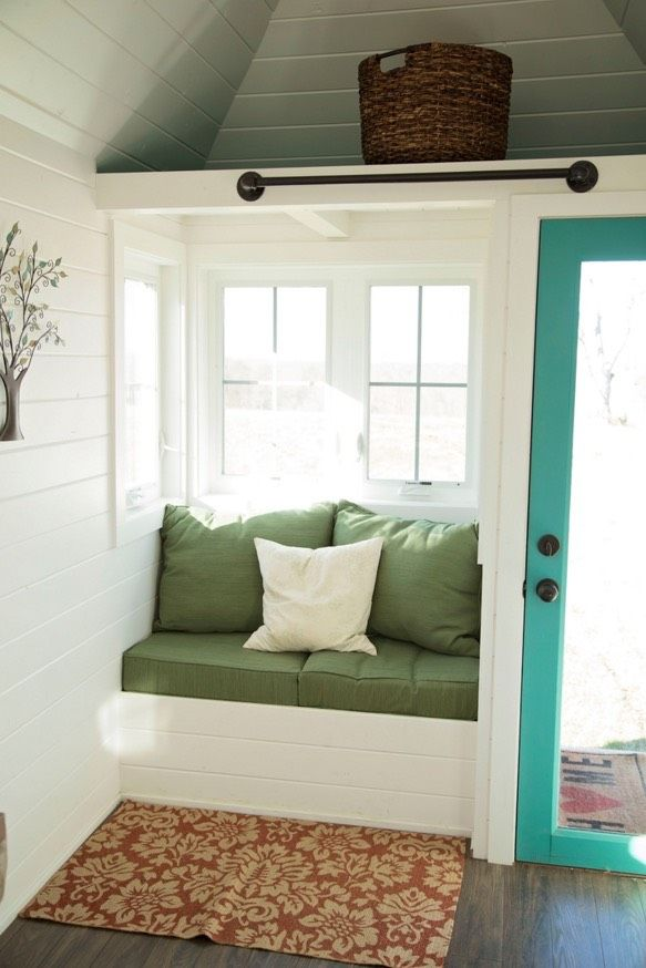 Pecan THOW For Sale 003 Tiny Houses Pinterest