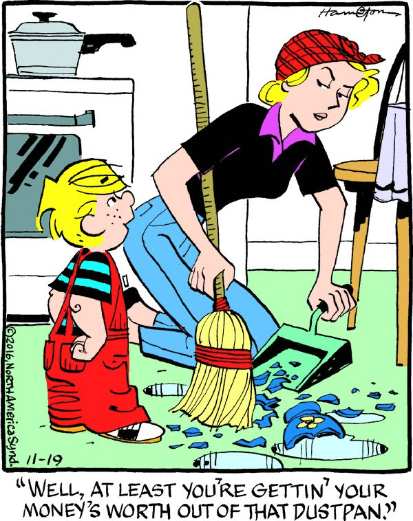 Dennis the Menace for 11/19/2016