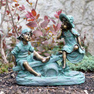 Children Statues Garden Statues on Hayneedle - Children Statues Garden Statues For Sale