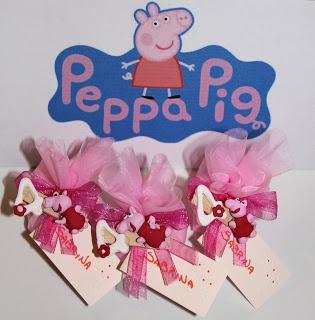 Bomboniere Peppa Pig