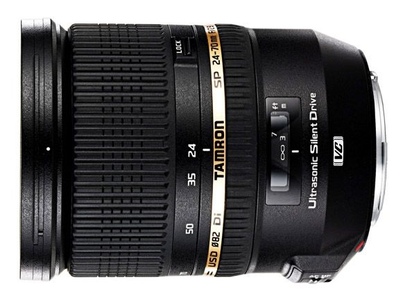 Lens Test: Tamron 24–70mm f/2.8 Di VC USD | Popular Photography