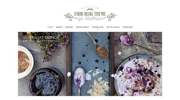Food-Blog-Theme