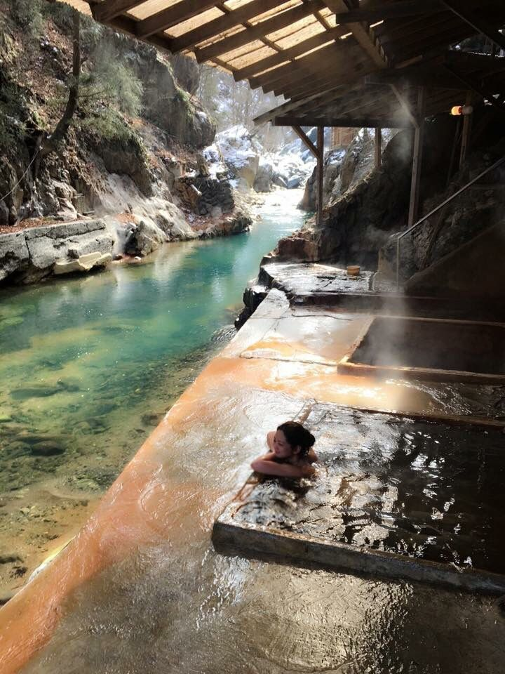 Thermal Spa In Olsen An