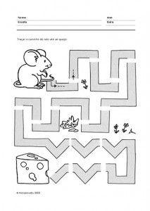 Preschool and Kindergarten – Mazes (3)