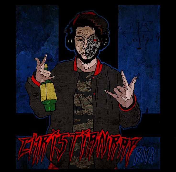 BiG F - Christian Rap RMX  (2015)