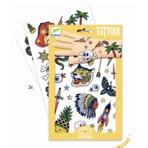 DJECO Tetování - Bang Bang
